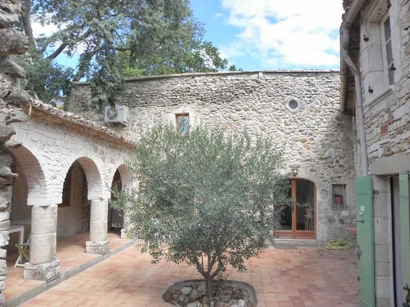Deluxe sale house / villa Uzes 716000€ - Picture 2