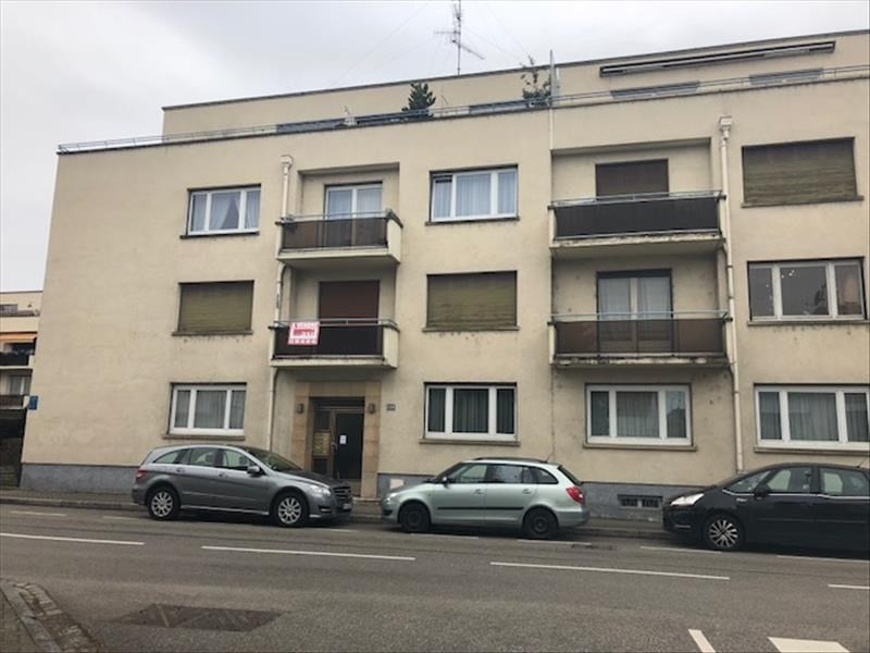 Vente appartement Strasbourg 300 000€ - Photo 1