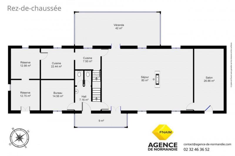 Deluxe sale house / villa Montreuil-l'argille 789000€ - Picture 18