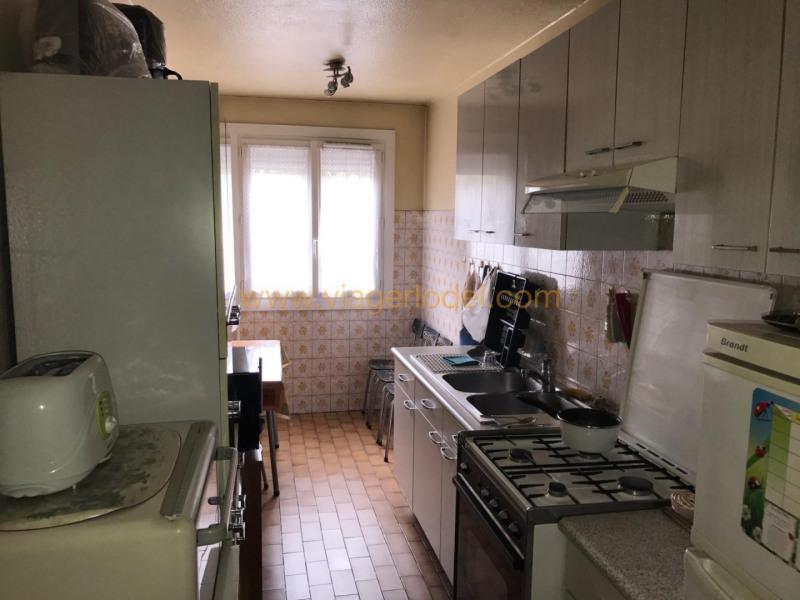 Life annuity apartment La trinité 57500€ - Picture 5