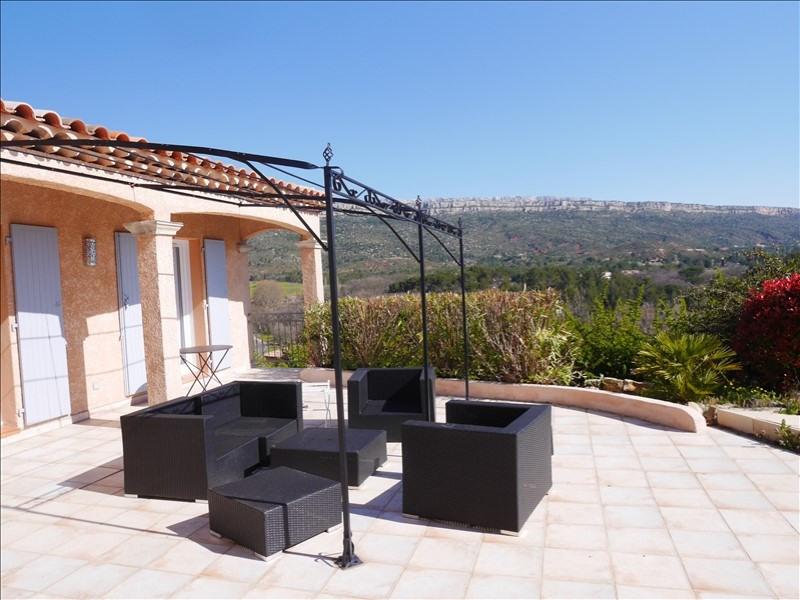 Vente de prestige maison / villa Chateauneuf le rouge 790000€ - Photo 5