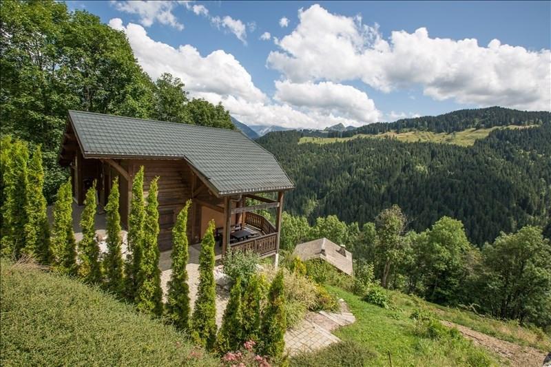 Vente de prestige maison / villa La cote d arbroz 665000€ - Photo 1