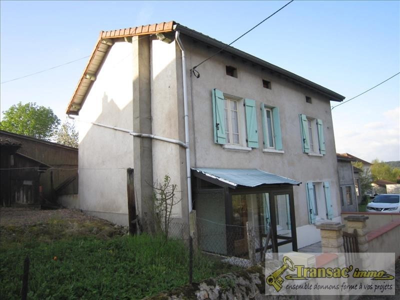 Vente maison / villa Arconsat 65 400€ - Photo 1