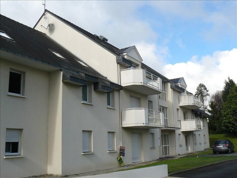 Vente appartement Josselin 80200€ - Photo 2