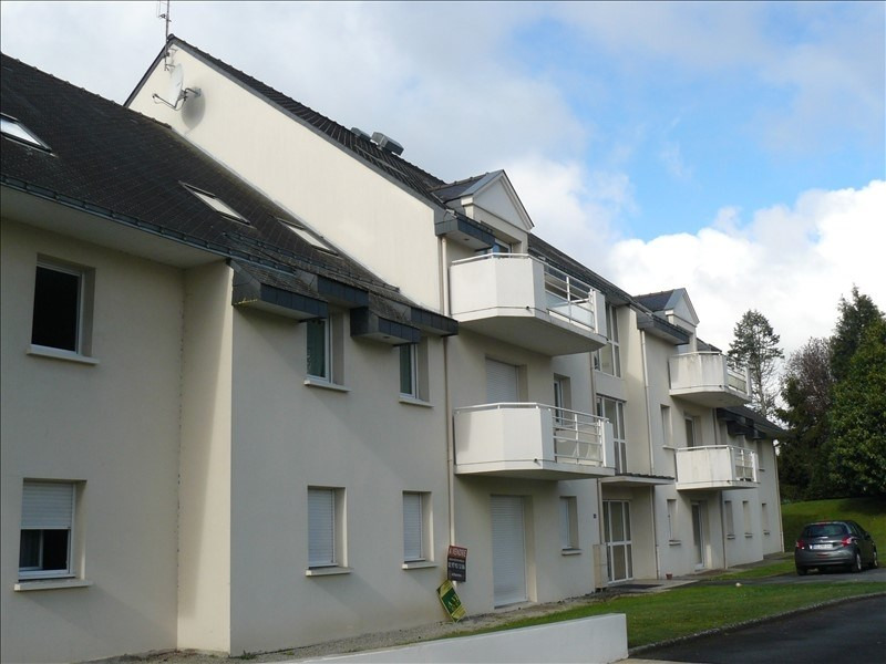 Sale apartment Josselin 80200€ - Picture 2