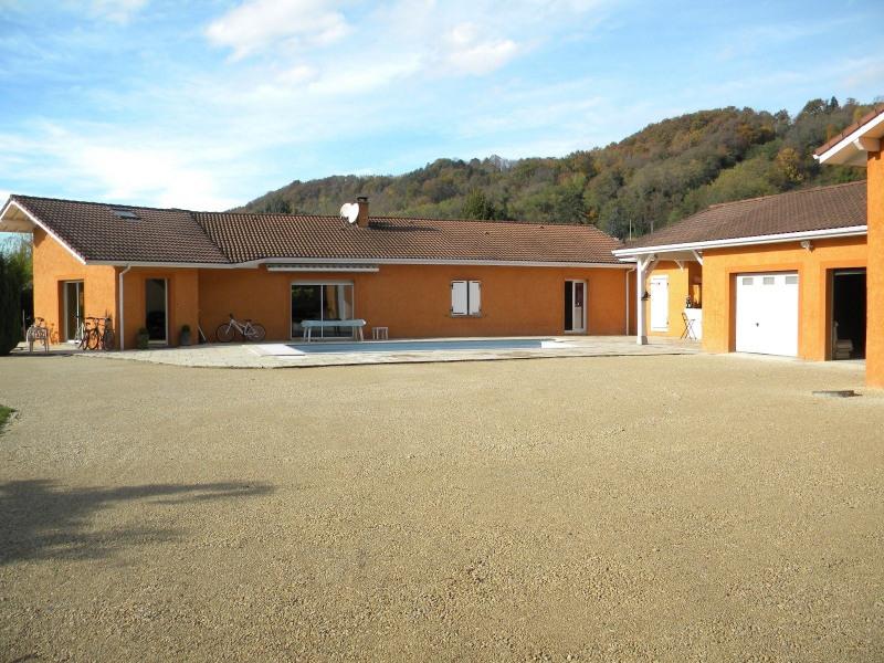 Vente maison / villa Bourgoin jallieu 350000€ - Photo 1