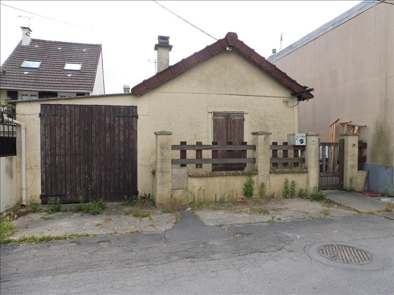 Vente maison / villa Sarcelles 209000€ - Photo 1