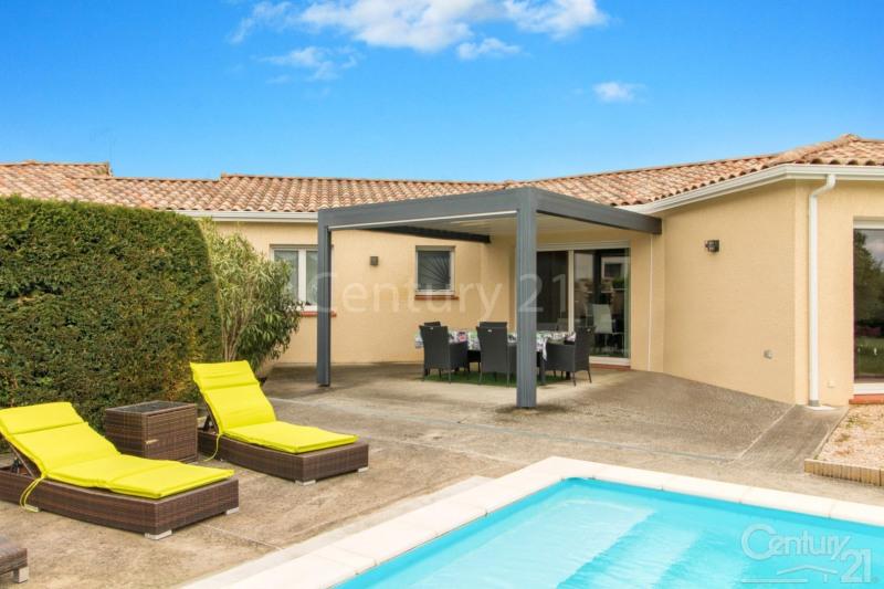 Vente maison / villa Plaisance du touch 548000€ - Photo 1