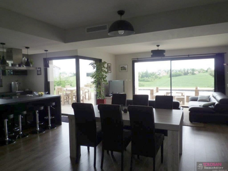 Vente maison / villa Nailloux 472500€ - Photo 4