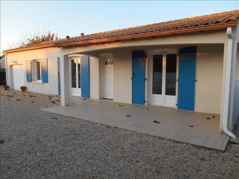 Vente maison / villa Thaire 205530€ - Photo 1