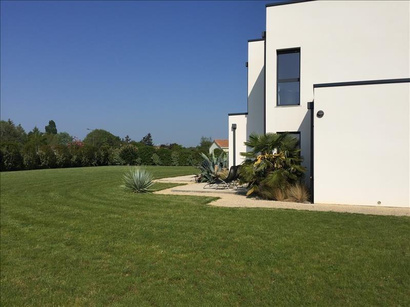 Vente maison / villa Liguge 426400€ -  3