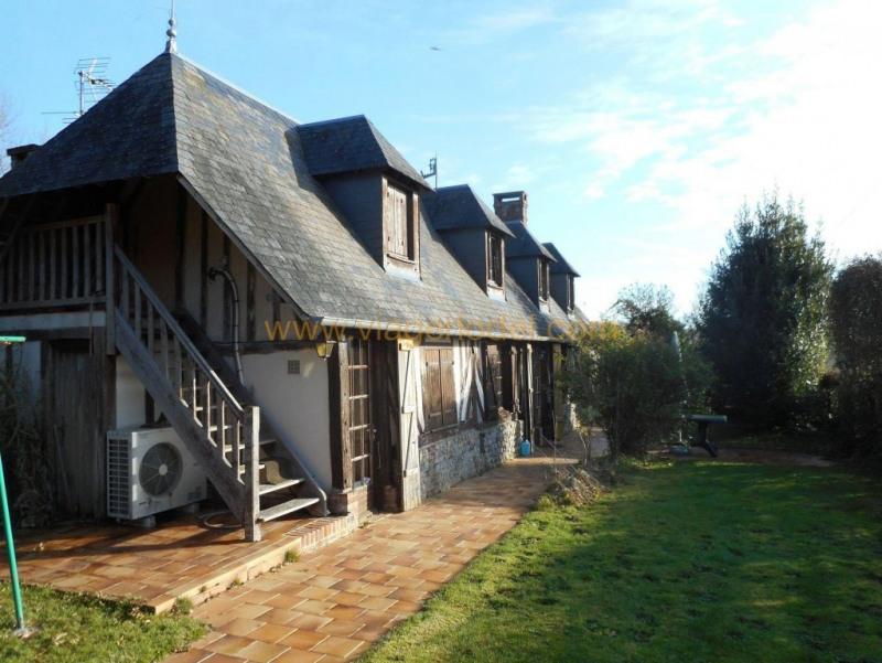 Lijfrente  huis Martainville 190800€ - Foto 5
