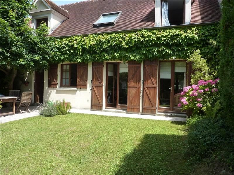 Sale house / villa Bures sur yvette 420000€ - Picture 1