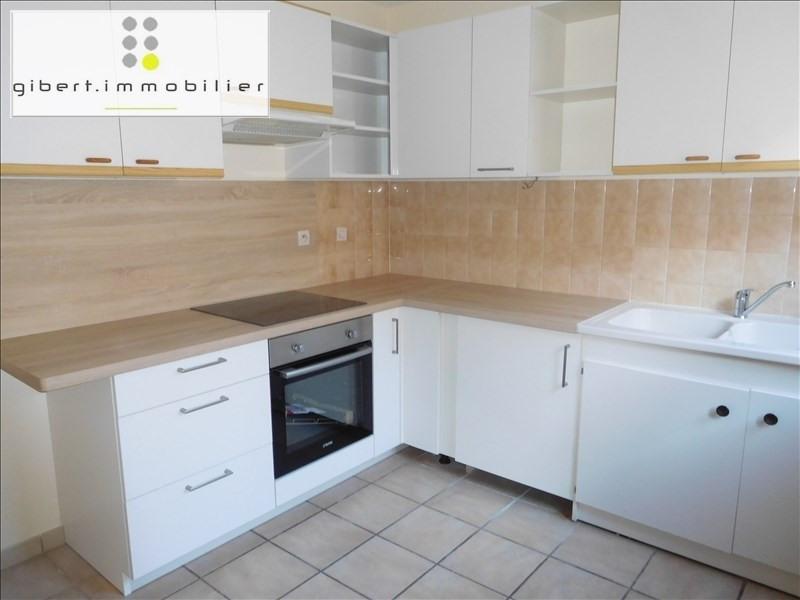 Location appartement Le puy en velay 569,75€ CC - Photo 1