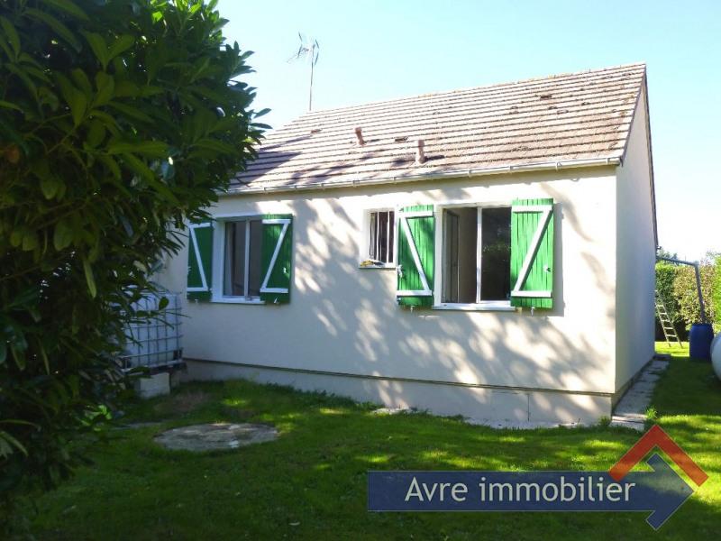 Sale house / villa Verneuil d avre et d iton 97000€ - Picture 5
