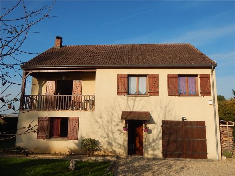 Sale house / villa Pont sur yonne 197950€ - Picture 1