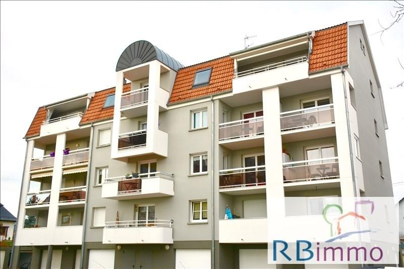 Vente appartement Molsheim 159000€ - Photo 5