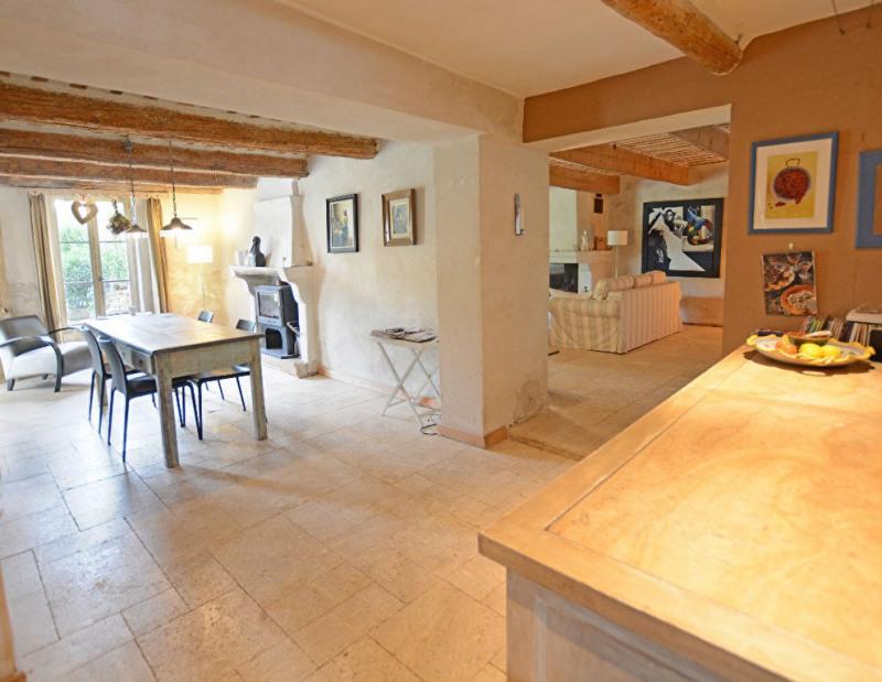 Verkoop van prestige  huis Jonquieres 585000€ - Foto 6