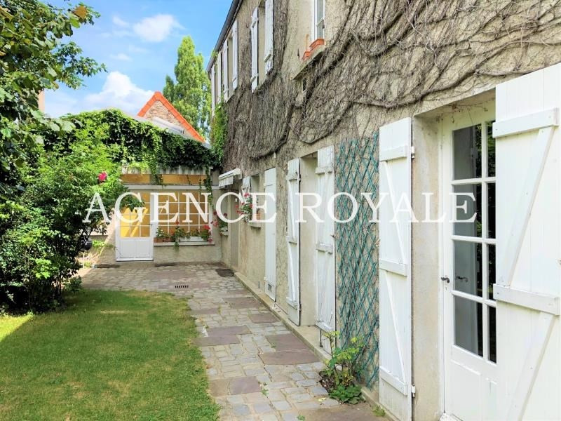 Sale house / villa Chambourcy 675000€ - Picture 1