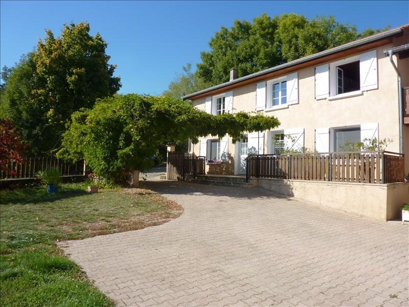 Sale house / villa Bellegarde poussieu 268000€ - Picture 2