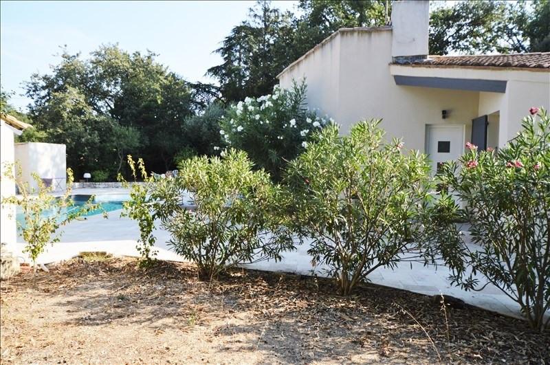 Verkoop  huis Rochefort du gard 475000€ - Foto 2