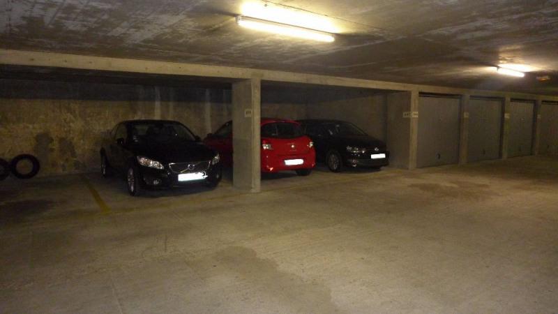 Verkoop  parkeergelegenheid Paris 15ème 18000€ - Foto 2
