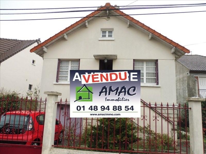 Vente maison / villa Neuilly plaisance 315000€ - Photo 1