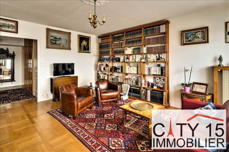 Vente de prestige appartement Paris 15ème 1 070 000€ - Photo 7
