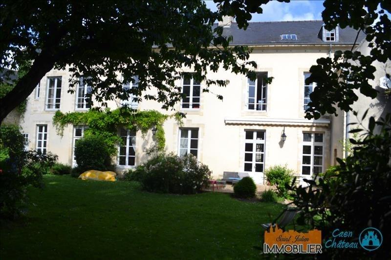 Vente de prestige hôtel particulier Bayeux 998000€ - Photo 1