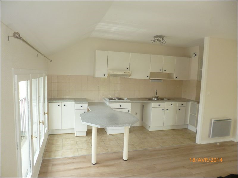 Rental apartment Savigny sur orge 746€ CC - Picture 1