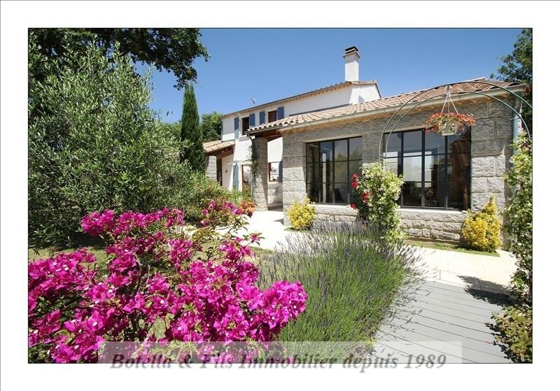 Immobile residenziali di prestigio casa Ruoms 549000€ - Fotografia 2