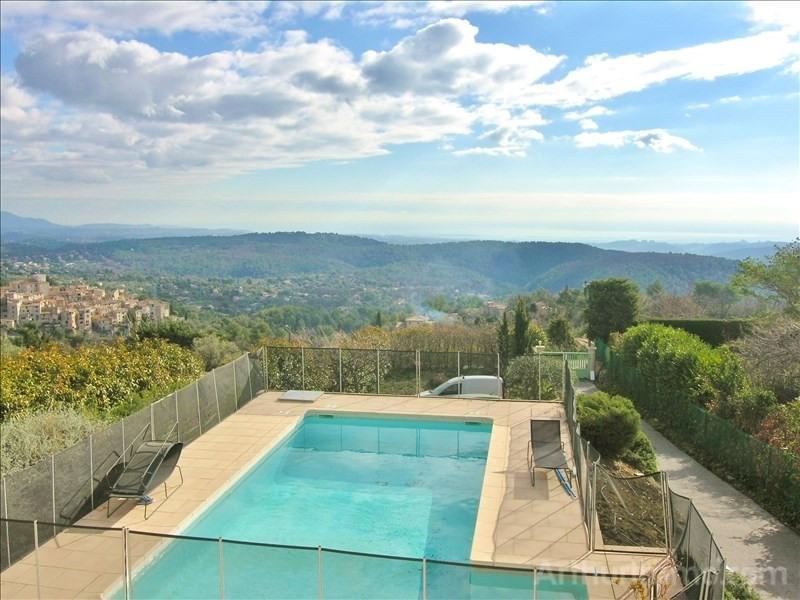 Vente de prestige maison / villa Tourrettes sur loup 740000€ - Photo 2