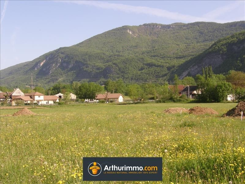 Vente terrain Morestel 56 000€ - Photo 3