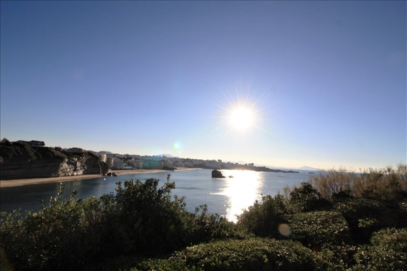 Vente de prestige appartement Biarritz 1 270 000€ - Photo 1