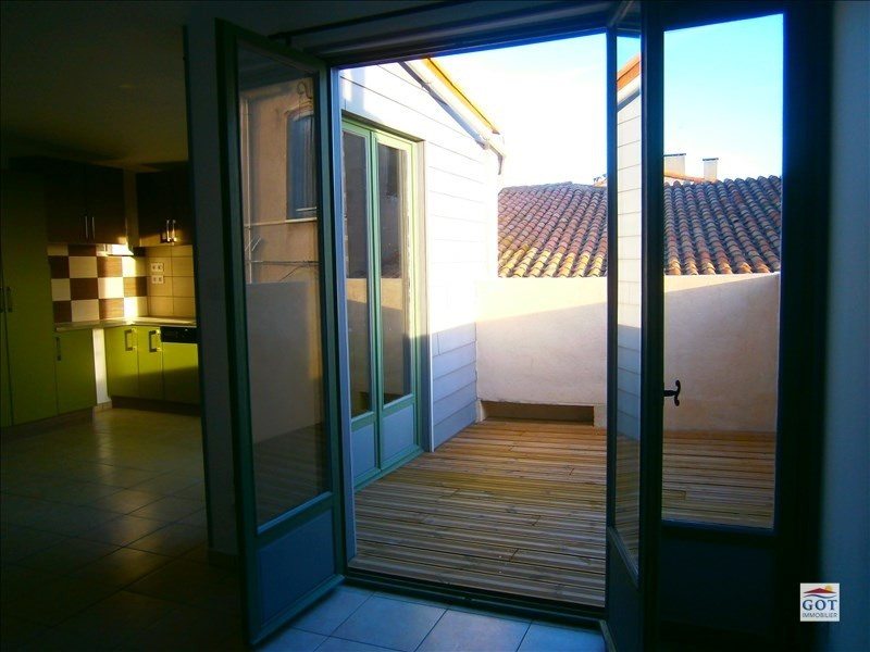 Rental house / villa Salses le chateau 665€ CC - Picture 3