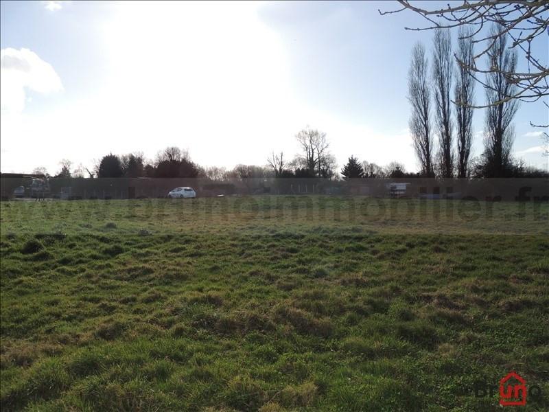 Verkauf grundstück St quentin en tourmont 87800€ - Fotografie 3