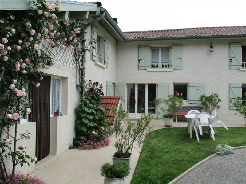 Vente maison / villa Varacieux 383000€ - Photo 1