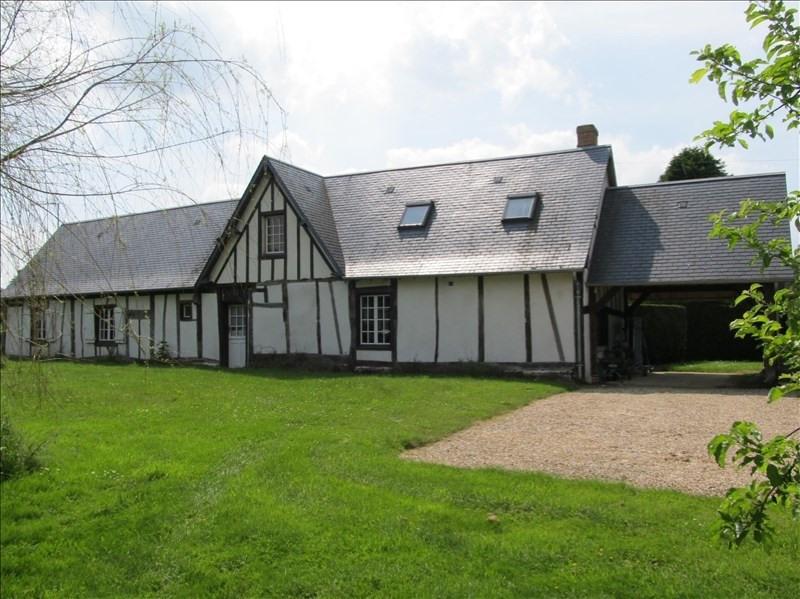 Vente maison / villa Breteuil sur iton 174000€ - Photo 1