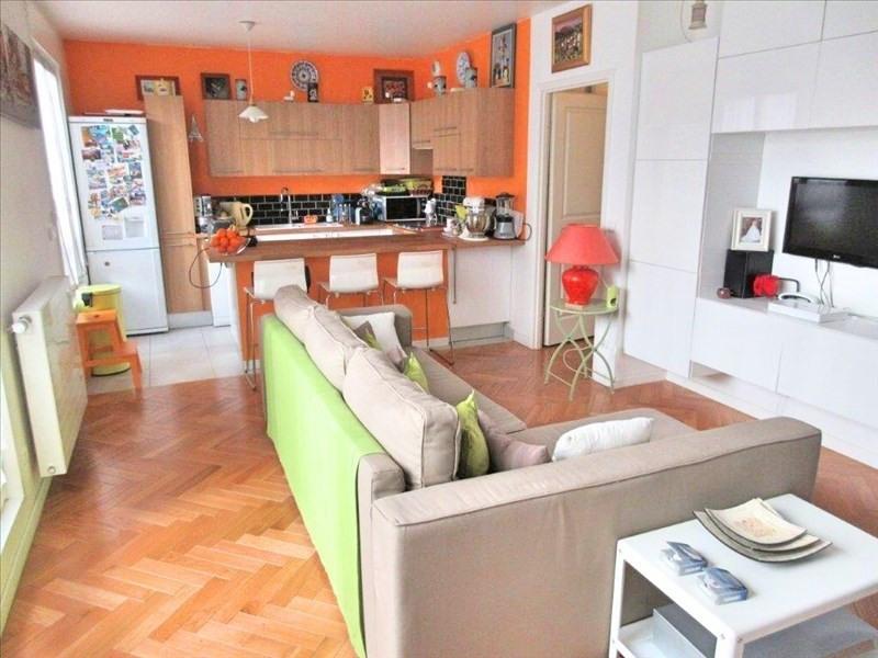 Vente appartement Paris 11ème 598000€ - Photo 2