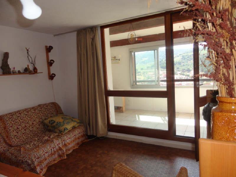 Vente appartement Collioure 150000€ - Photo 1