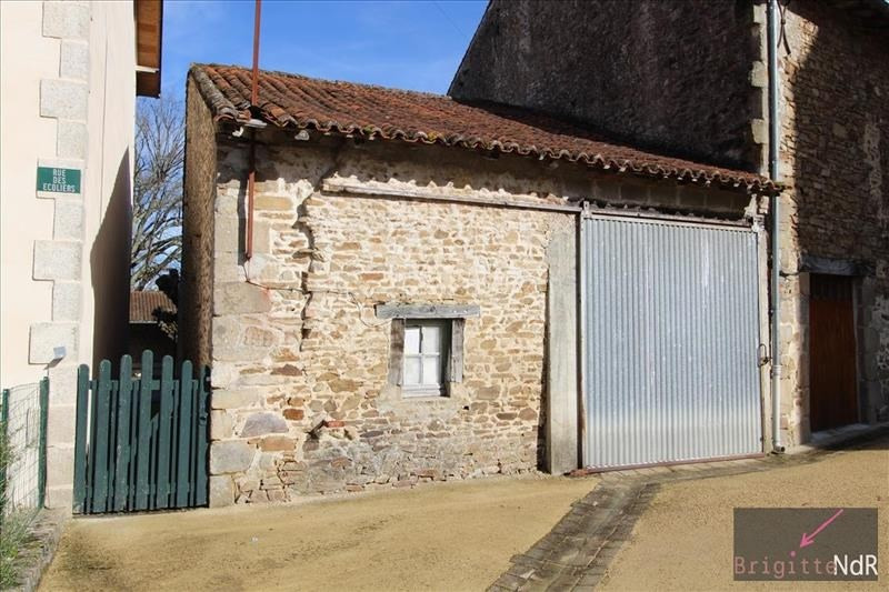 Vente maison / villa Rancon 79900€ - Photo 16