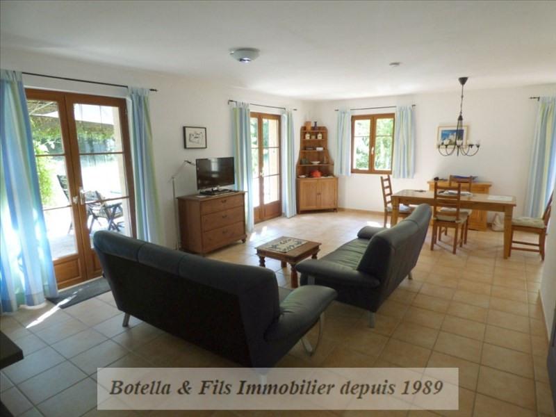 Vente maison / villa Barjac 270000€ - Photo 4