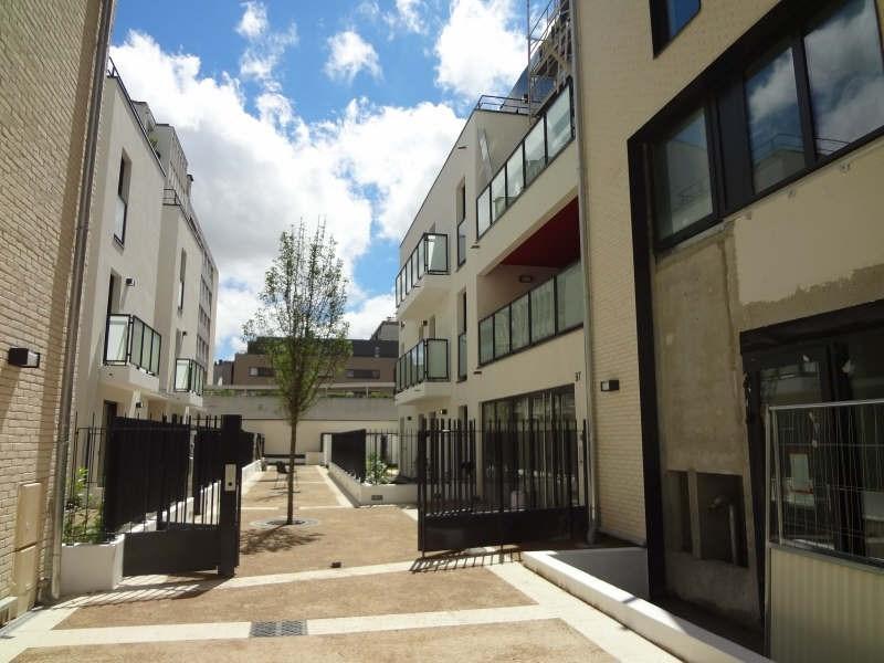 Rental apartment Boulogne billancourt 883€ CC - Picture 1
