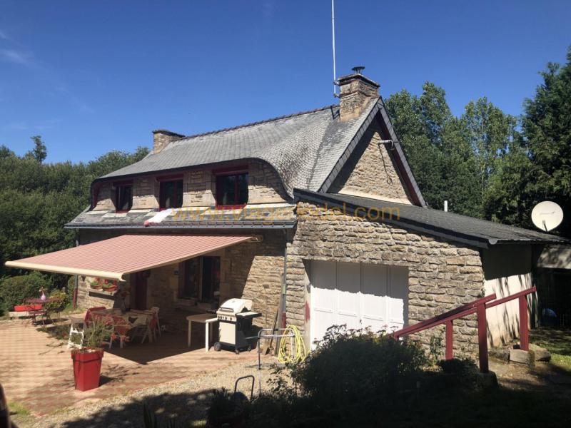 Lijfrente  huis Plumelec 35000€ - Foto 2