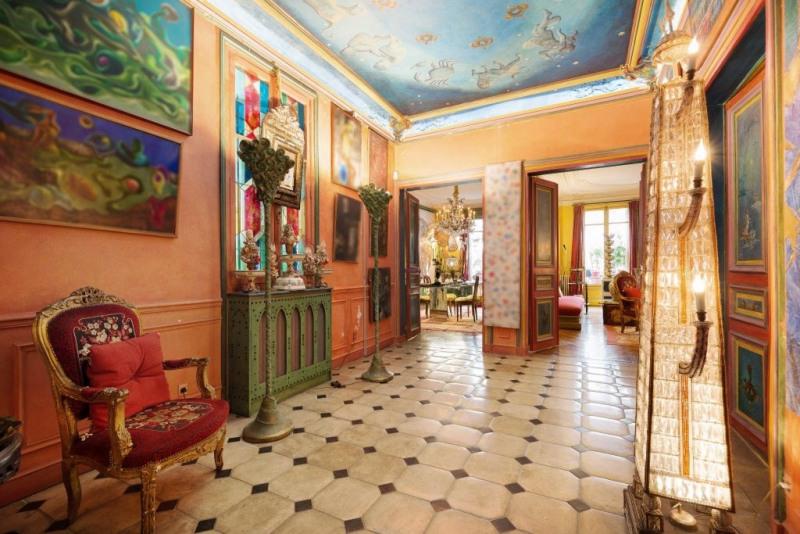 Revenda residencial de prestígio apartamento Paris 8ème 3990000€ - Fotografia 7