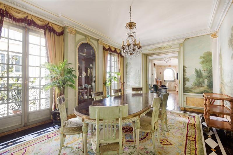 Revenda residencial de prestígio apartamento Paris 8ème 3985000€ - Fotografia 8
