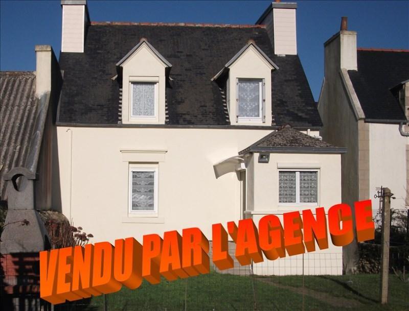 Sale house / villa Beuzec cap sizun 80250€ - Picture 1