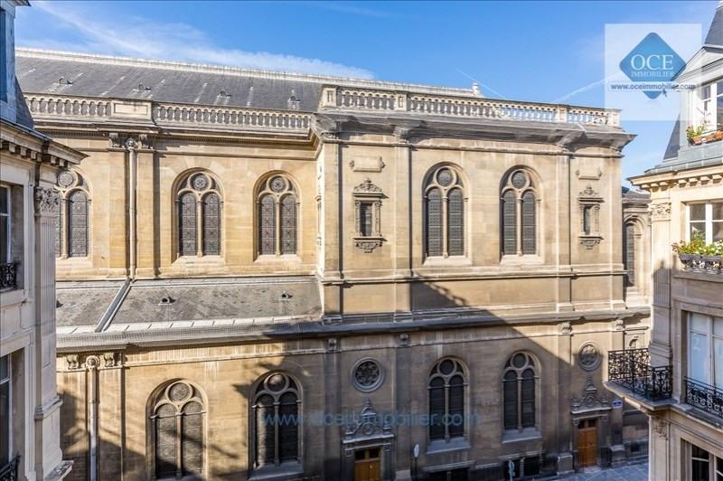 Vente de prestige appartement Paris 9ème 1688000€ - Photo 1