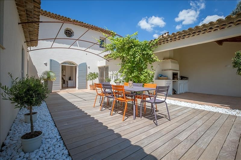 Verkoop van prestige  huis Puyricard 1385000€ - Foto 4