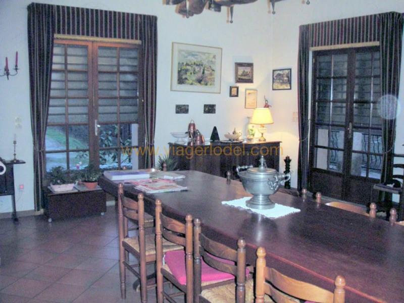 Vendita nell' vitalizio di vita casa Rougiers 295000€ - Fotografia 10